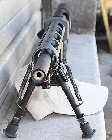 long range rifle rem700-2