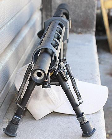 long range rifle rem700-2