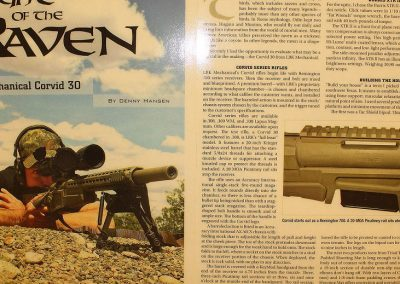 LRK SWAT Magazine Corvid Rifle Article